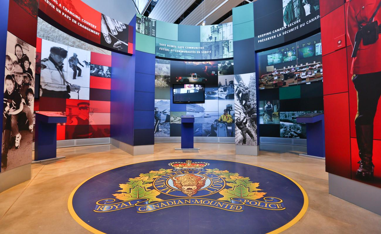 Rcmp Heritage Centre Conventions Regina