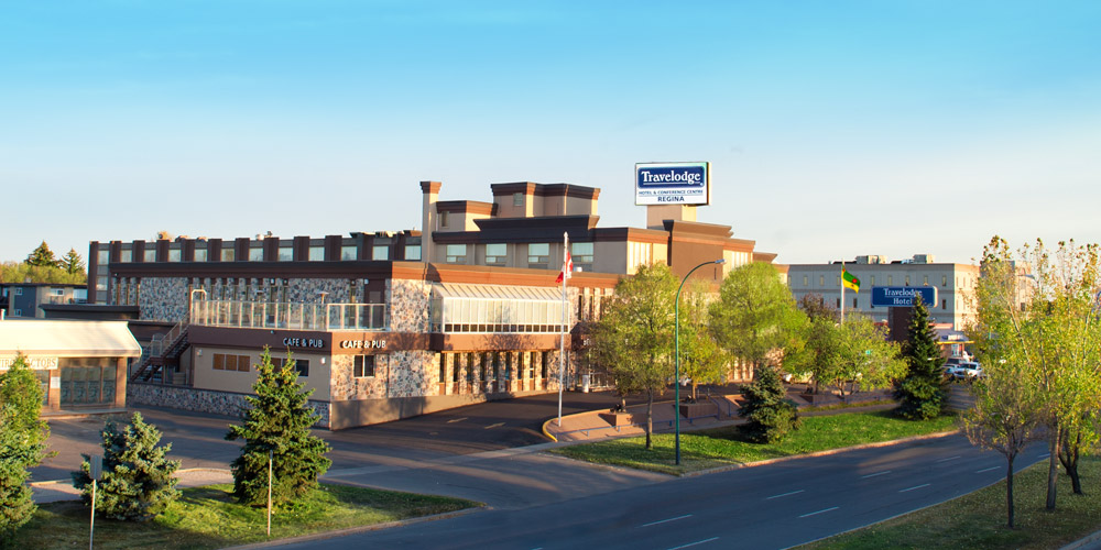 Travelodge Hotel And Conference Centre Regina Regina Sk