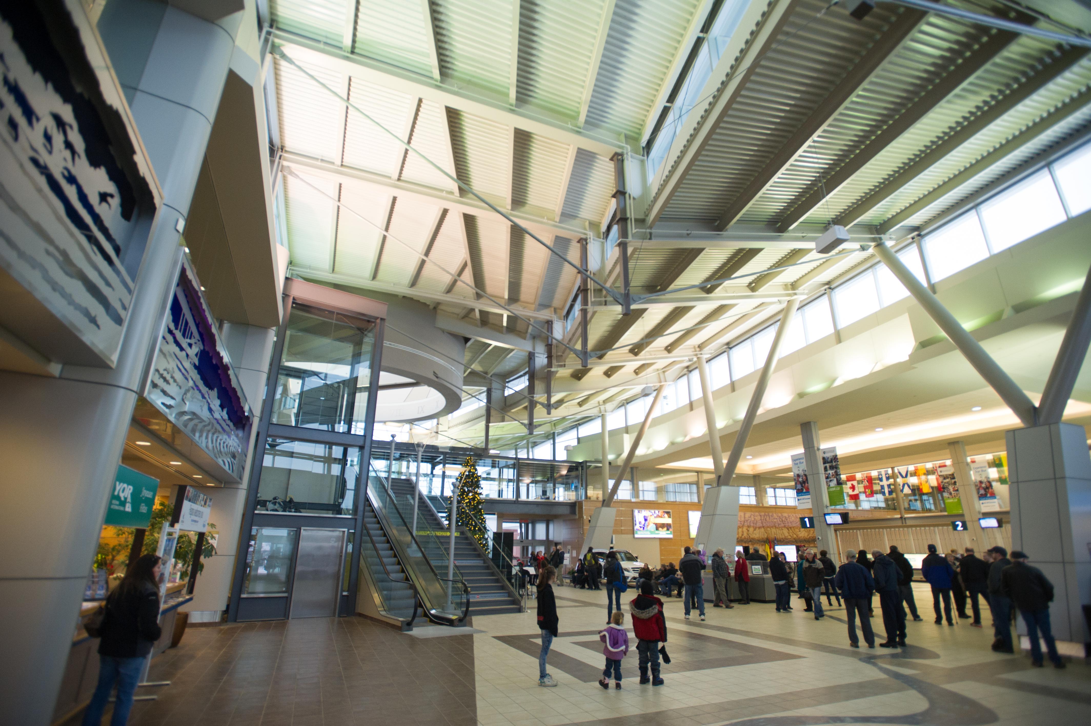 Regina Airport Authority Regina International Airport