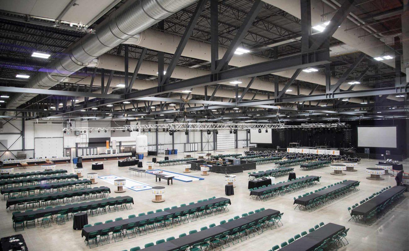 Evraz Place Conventions Regina